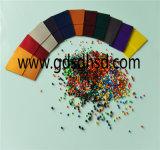 Hohes Pigment-Plastikkörnchen der schwarzen Farbe Masterbatch