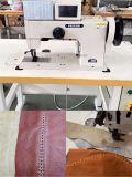 Macchina di cucitura ornamentale del mocassino spesso resistente programmabile del filetto