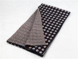 Жаккард МНОГОТОЧИЯ Unisex зимы теплый окаймляет тяжелый связанный шарф (SK172)