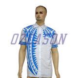 Le constructeur de chemise de polo de sublimation, conçoivent votre propre polo de Ptinted de club