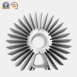 CNC de aluminio de alta precisión girando las piezas para los productos electrónicos