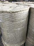 중국 Roxul Rockwool 알루미늄 호일을%s 가진 내화장치 철사 섬유 현무암 무기물 바위 모직 널 관 담요 절연제