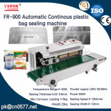Machine continue de cachetage de Fr-900automatic pour le sachet en plastique