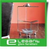 Piccoli insiemi laterali di vetro piegati della Tabella in molti colori