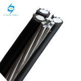Câble en aluminium isolé par ABC