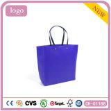 Deep Blue decente hermosa ropa elegante bolsa de papel