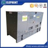 128kw 160kVA Yangdong Yto 침묵하는 디젤 엔진 휴대용 발전기