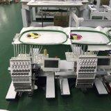 De enige HoofddieMachine van het Borduurwerk van GLB en van de T-shirt met 12 of 15 Kleuren wordt geautomatiseerd
