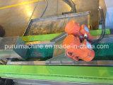Línea plástica de la granulación de dos etapas para el reciclaje inútil de la película