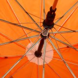 중국 공장 OEM에 의하여 주문을 받아서 만들어지는 사랑스러운 모양 아이 일요일 노란 우산 싸게