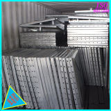 外部に補強された押された鋼鉄によって電流を通される水漕