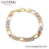 75454 Xuping Bisutería pulsera de oro 14K