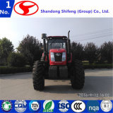 Azienda agricola/giardino/compatto agricolo di uso/trattore 180HP 4WD mini/prato inglese/dello stretto macchinario