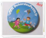 Kundenspezifisches Firmenzeichen-Zinn-Abzeichen für förderndes Geschenk