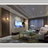 Niedrige Preis-Hotel-Tuch-Kunst-materielle Wand-Lampen für Badezimmer