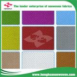Gemaakt van 100% de Maagdelijke pp Niet-geweven Stof TNT Cambrelle van de aan:passen-Kleur