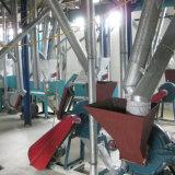 ひき割りトウモロコシのプロセス用機器