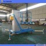 Aleación de aluminio de alta calidad de elevación telescópica
