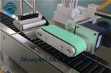 Машина для прикрепления этикеток бумаги стикера фабрики Skilt горизонтальная слипчивая