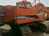 Usado Doosan Escavadeira de rodas 150W Escavadeira de rodas-7 para venda