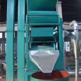 Máquina de trituração do milho da pequena escala do jogo cheio