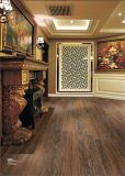 Quatro azulejos de cerâmica de madeira de teca para Departamento