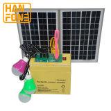 sistema de la C.C. del sistema eléctrico solar de 12V 26ah mini con la protección completa