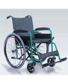 Riabilitazione ed aiuto - serie della sedia a rotelle