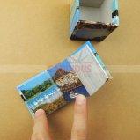 極度の小さいハードカバー本の小さい本の印刷