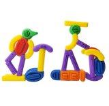Kind-Baustein-Spielwaren