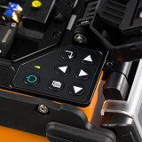 Hohe Präzisions-Schmelzverfahrens-Filmklebepresse-GUI-einfaches Anblick-Geschäfts-verbindene Maschine
