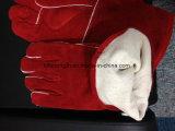 Перчатка заварки Split коровы кожаный