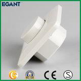 Amortiguador de la casilla blanca LED de la perilla rotatoria con el certificado del Ce