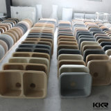Kkr Superficie sólida Undermount fregadero de cocina italiana