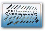小松PC400のモデル掘削機のバケツの歯208-70-14152tlのトラのタイプ
