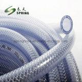 優秀な品質の緑PVC適用範囲が広い庭水ホース