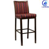 Китай современный дизайн продукта металлический стержень мебель обеденный стул