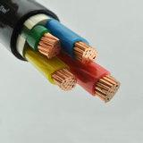 LV baja tensión XLPE de alambre de cobre del cable de alimentación aislado