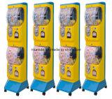 Doppelte Schicht-Münzenmaschinen-Verkaufäutomat-Hersteller