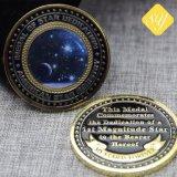 De Metal personalizados Souvenir Libra bisel de acero inoxidable encanto Poker Coin