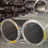 Tubo redondo de aluminio de la varia talla 6063, tubo de aluminio sacado