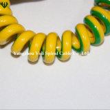 Fabrik kundenspezifischer gelber grüne Massen-Erdungskabel-Draht
