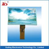 7.0 Bildschirm des Zoll-800*480 der Auflösung-TFT LCD mit widerstrebendem Touch Screen