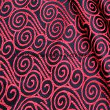 Haute qualité satin jacquard Tissu pour couvercle de sofa