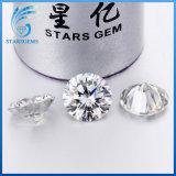 둥근 H&a는 판매를 위한 Vvs 명확성 Moissanite 백색 다이아몬드 떨어져 9.0mm를 잘랐다