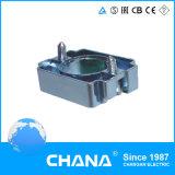 Marcação e RoHS CB2 22mm Botão de base do interruptor de plástico