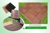 /WPCの木製のプラスチック合成の床を張るか、または総合的なデッキWPC