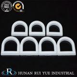 Aislante de alta resistencia al desgaste del disco de cerámica de alúmina del 95%