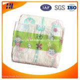 甘やかすことおよび非編まれた高品質の赤ん坊のおむつ布のように使い捨て可能