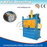 matériel vertical de la presse 60t/machines hydrauliques de presse/presse en plastique de balle de bouteille